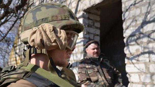 """""""Азов"""" вывел часть сил с Широкино"""