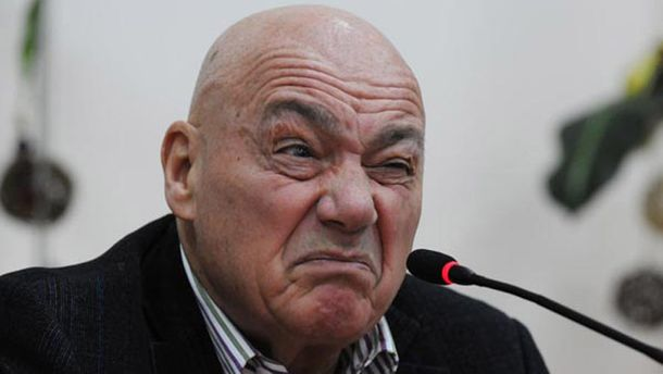 Володимир Познер