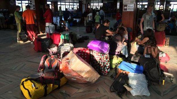 Українці в Катманду