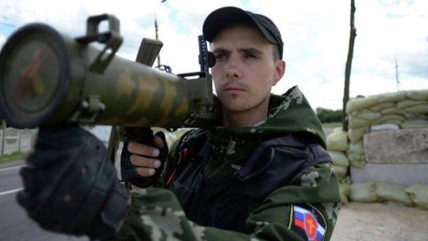 В Пентагоне говорят, что пророссийские войска готовятся к нападению