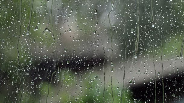 В Україну йдуть дощі