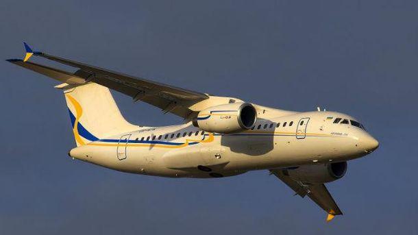 Новый отечественный самолет Ан-178 уже готовят для экспорта