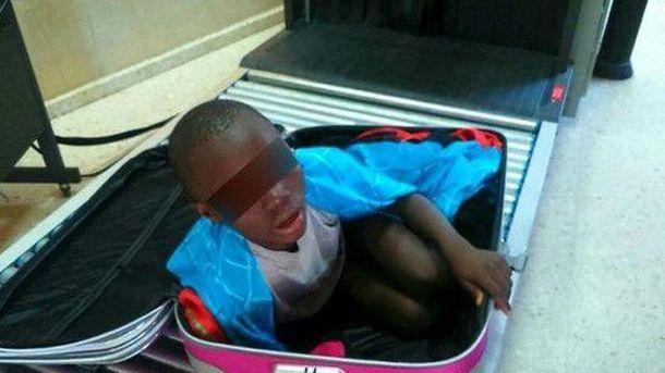 Мальчик из чемодана