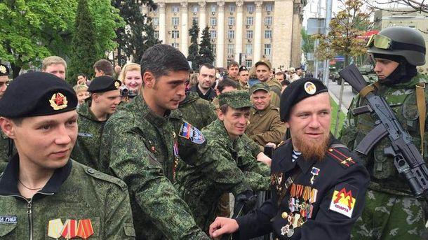 Моторола у Донецьку