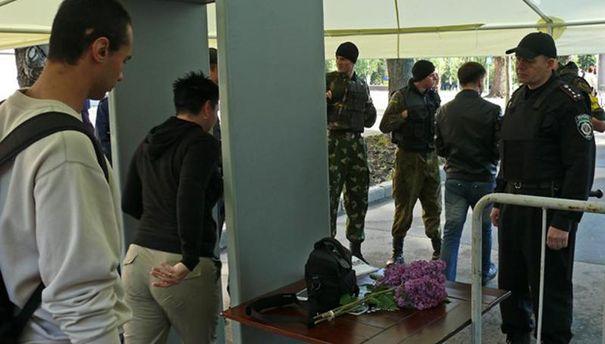 День Победы в Николаеве