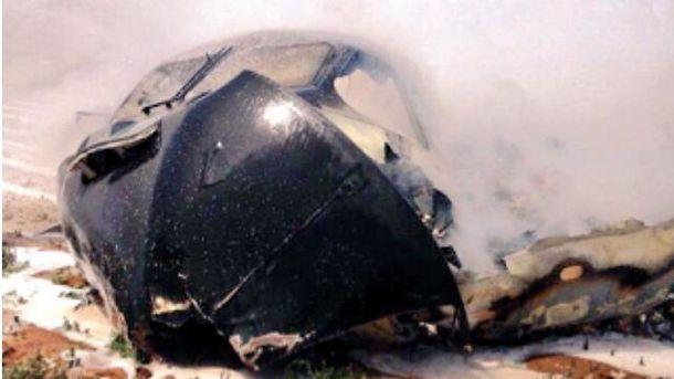 Подробиці авіакатастрофи в Іспанії