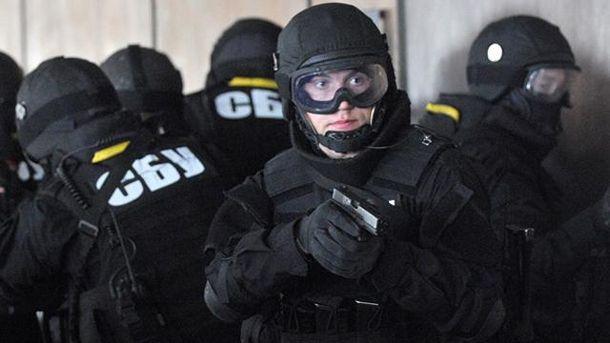 СБУ предотвратила теракт на День Победы в Днепропетровске