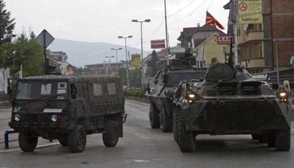 У Македонії знешкоджують терористів