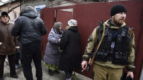 Боевики и мирные жители