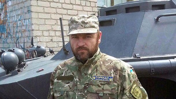 Николай Цукур: с сепаратиста стал бойцом АТО