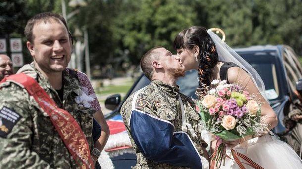 Свадьба террориста Моторолы