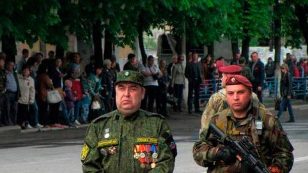 Террорист Игорь Плотницкий