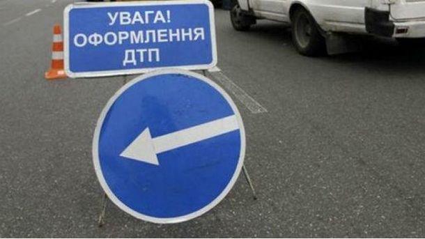 В Полтавской области в аварию попал нардеп