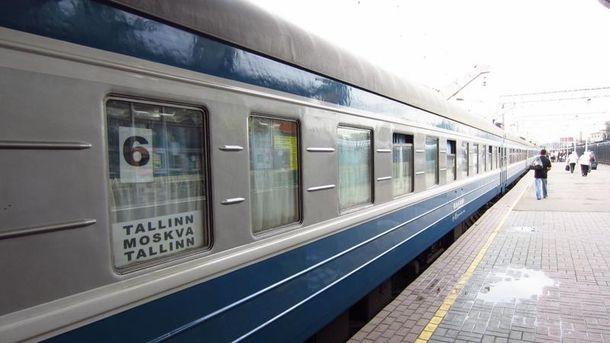 Потяг Таллінн-Москва