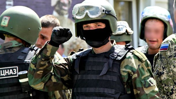 Под Счастьем захватили в плен российских спецназовцев, — волонтер