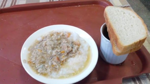 Обід у військовій частині №1815