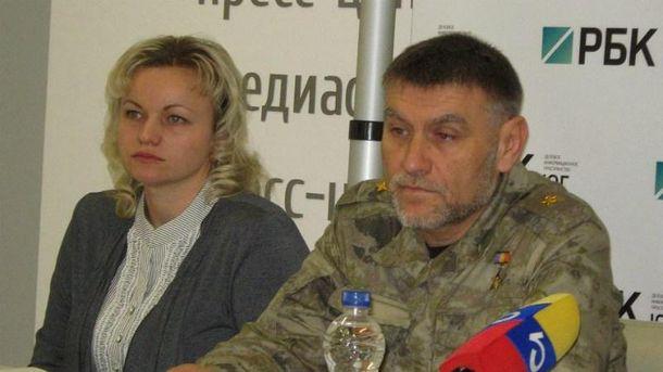 Боевик  Александр Гайдей