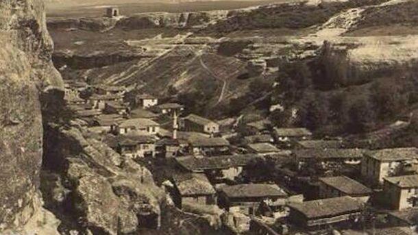 Черкес-Кермен, 1944 рік