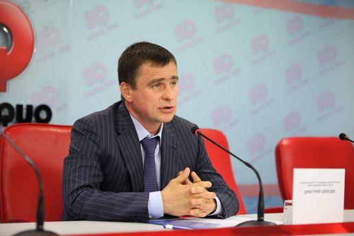 Дмитро Шенцев