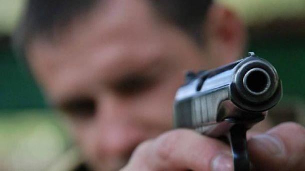 Главарь боевиков устроил пьяную стрельбу