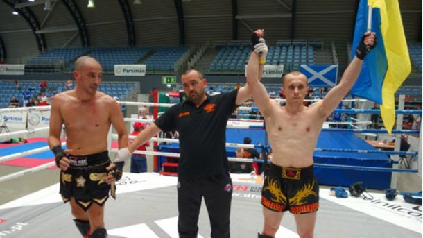 Українська збірна вдало виступила на Чемпіонаті світу з кікбоксингу