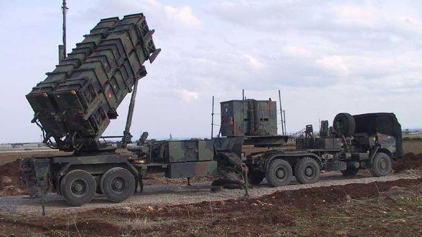 Зенітно-ракетний комплекс Patriot