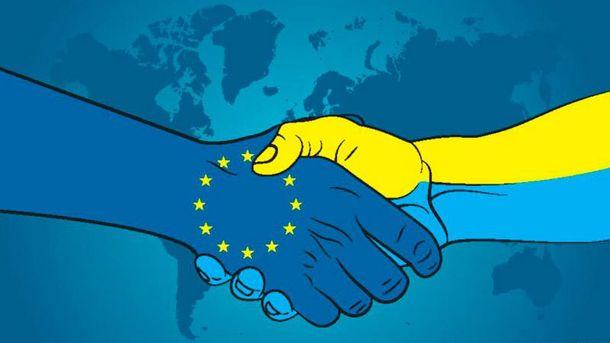 Украина — ЕС