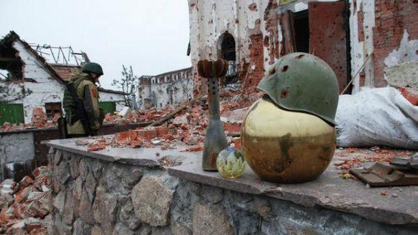 Терористи стратили як мінімум 8 українських військовослужбовців
