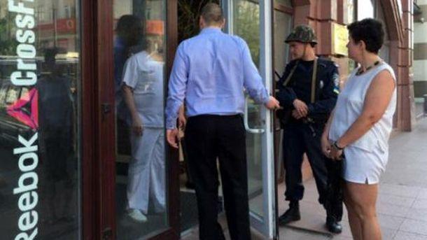Одесский террорист будет сидеть два месяца в СИЗО