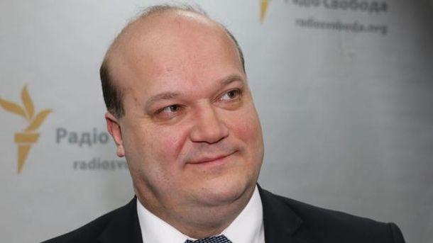 Валерий Чалый