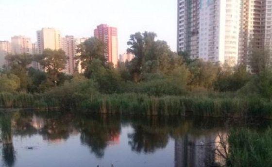 Озеро в Дарнице