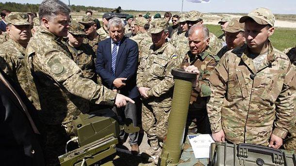 Сучасну зброю свідомо продавали за кордон, аби ослабити країну, — Президент