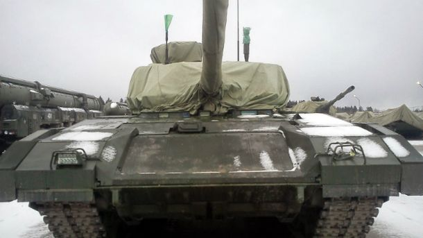 """Російський танк """"Армата"""" — це плагіат, — західні експерти"""