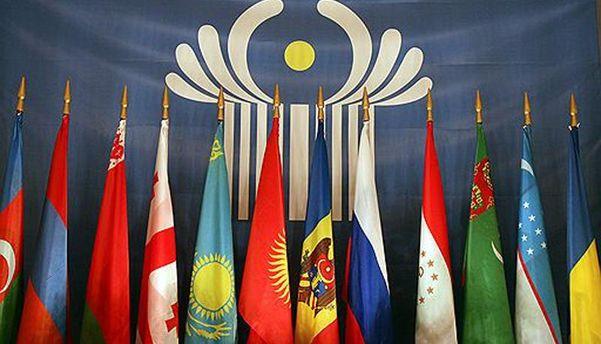 Прапори країн СНД