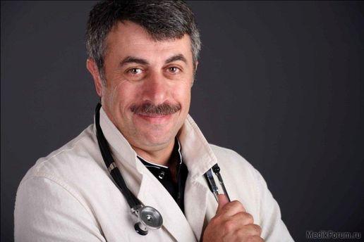 доктор комаровский как избавиться от паразитов