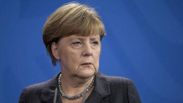 Анегла Меркель