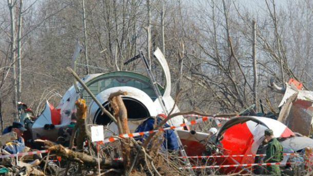 Катастрофа Ту-154М под Смоленском