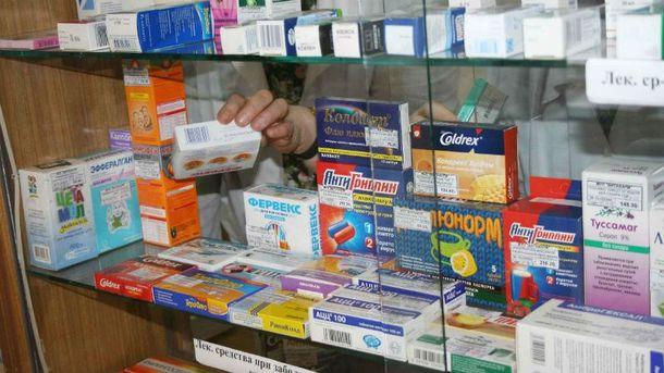 Противовирусные лекарства