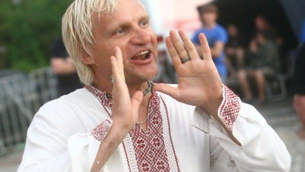 Олег Скрипка