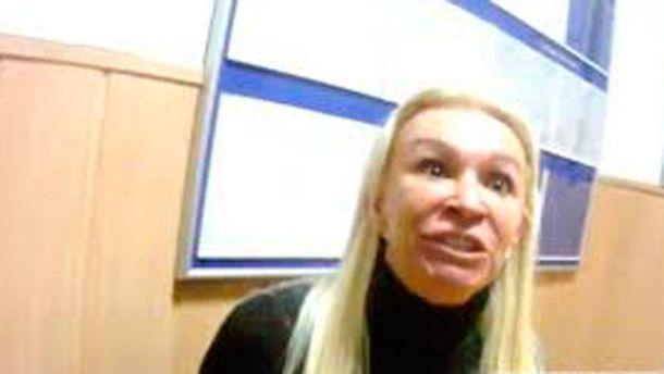 Женщина подняла скандал в отделении