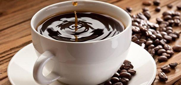 Печень защитят всего две чашки кофе