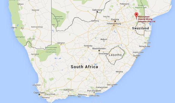 Аварія трапилася неподалік від Йоханнесбурга