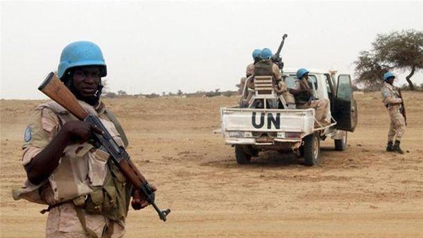 Миротвоцы ООН
