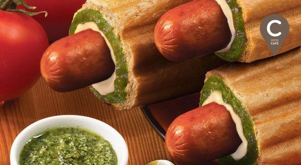Итальянские хот-дог на WOG