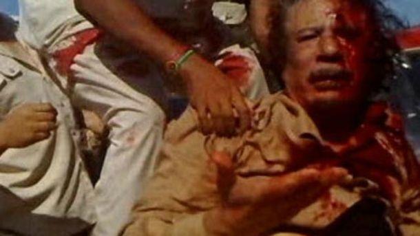 Муаммар Каддафі
