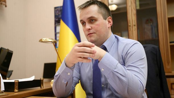Антикоррупционный прокурор Назар Холодницкий