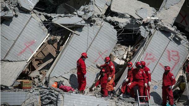 Землетрус у Тайвані