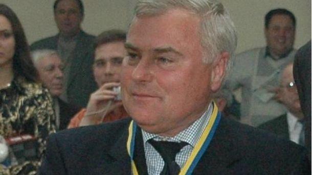 Борис Малецький