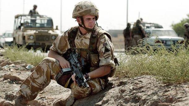 Британський солдат