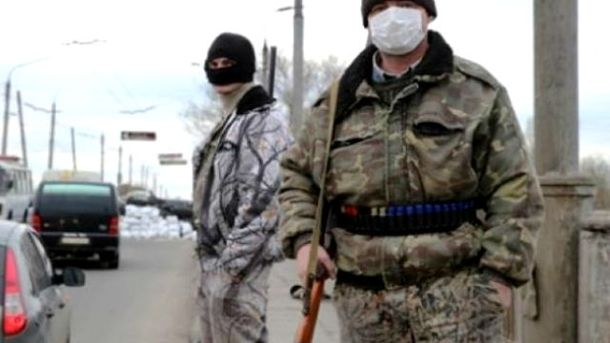 Вирус на Донбассе
